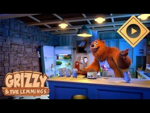 Grizzy & les Lemmings - Ours sous contrôle - Episode 08