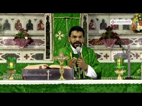 Word Of God By Rev.Fr. Benny @ St Mary's  Basilica, Sec-bad, Tg, INDIA.03-09-16.HD