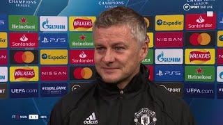 """If Bruno wants to give it to Marcus, why not?"" Solskjaer reacts to Man Utd 4-1 Istanbul Basaksehir"