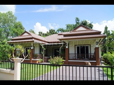 Bali style home for sale in Udon Thani (Thanna Home Place)