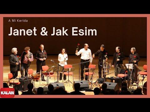 Janet & Jak Esim - A Mi Kerido [ Adio © 2006 Kalan Müzik ]