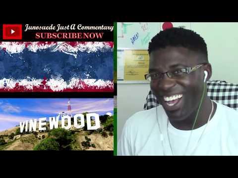 มหาวิบัติวันอุกกาบาตล้างโลก - Grand Theft Auto V Meteor Mod (GTA Vตลกฮาๆ) Junosuede Reaction thumbnail