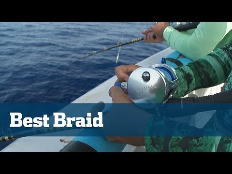 Florida Sport Fishing TV - Rigging Station Grouper Tilefish Deep Dropping Best Braided Line