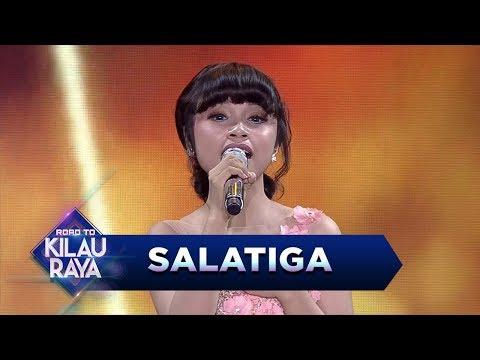 Si Imut Tasya Rosmala Bikin Heboh Salatiga [SINAR] - Road To Kilau Raya (22/7)