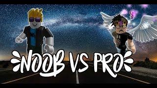 ROBLOX Social Experiment Noob vs Pro