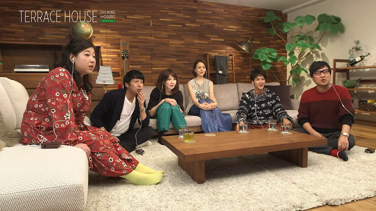 10 terrace house opening new doors for Watch terrace house