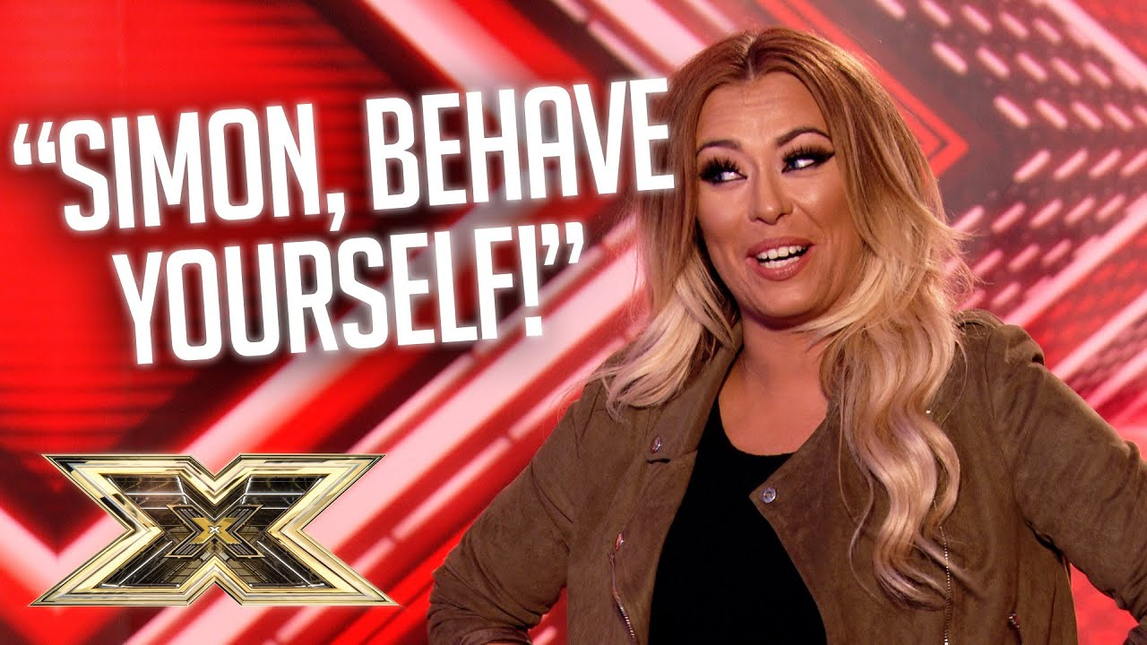 Download MOST FLIRTATIOUS CONTESTANTS!   Auditions   The X Factor UK