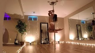 Pole Dance- Chopsticks/Seahorse/Butterfly/Flatline