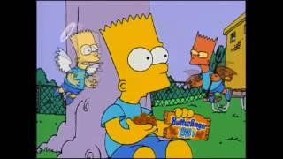 Compilação de Anúncios Butterfinger com Os Simpsons (Legendado em Português)