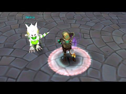 Arcane Legends - Antignome Set (Rogue) + Secret Lab Quest