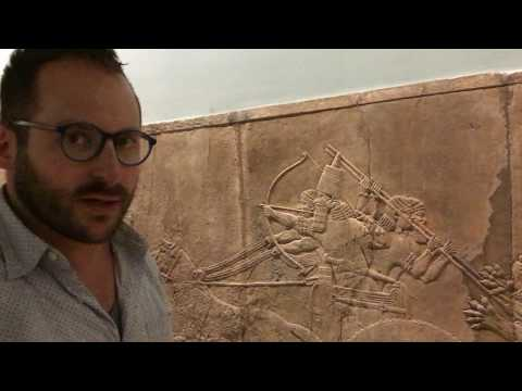 British Museum - Lions of Assyria and Ashurbanipal