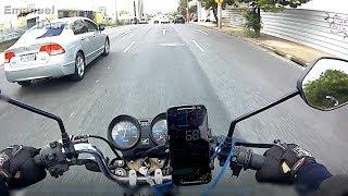 Andando de Moto e Divulgando Seu Canal 2