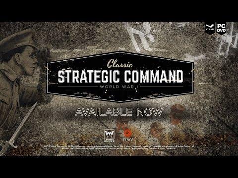 Strategic Command WW1 CLASSIC Matrix Trailer
