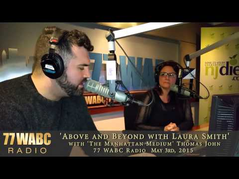 'Above and Beyond with Laura Smith' - May 3rd, 2015