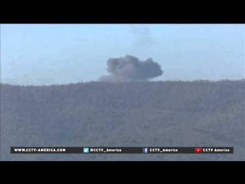 Russian jet shot down in Turkey