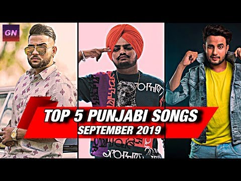 top-5-punjabi-songs---september-2019-|-geetnation