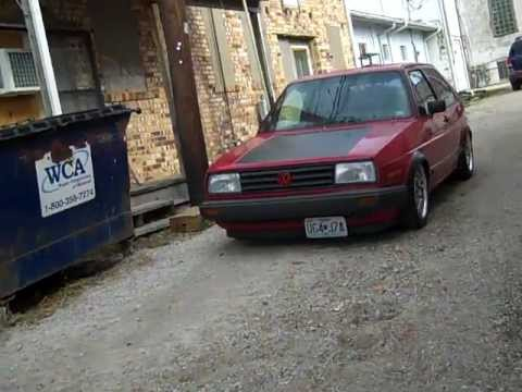 William Ivies 1987 Volkswagen Golf  YouTube