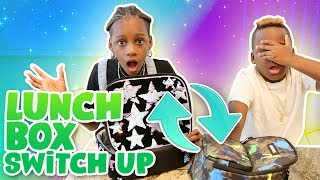 The LUNCHBOX SWITCH UP Challenge!!!
