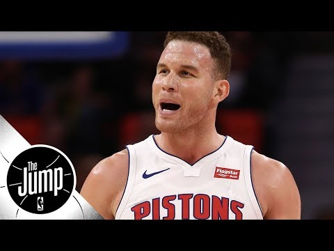 Pistons or Clippers: Who is better off next season? | The Jump   ESPN