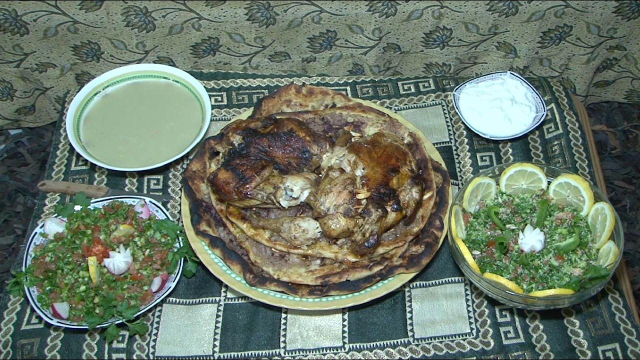 اشهر اكلة فلسطينية تراثية