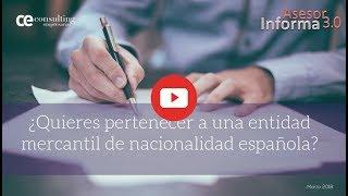 NIE: Imprescindible en el caso de socios o administradores extranjeros | Asesor Informa 3.0