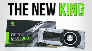 GTX 1080 TI Benchmarks + Overclocking Results
