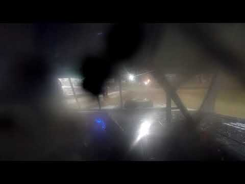 In Car Cam of Chris Smith at Belle-Clair Speedway 9-14-18 (Feature only )