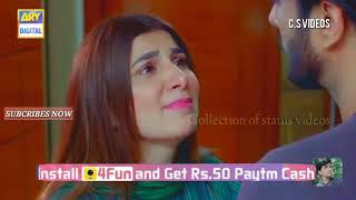 Sad Pakistani Drama Dialogue ||Awesome Whatsapp Status || Ayeza khan 💕 Drama Best Dialogue 2019