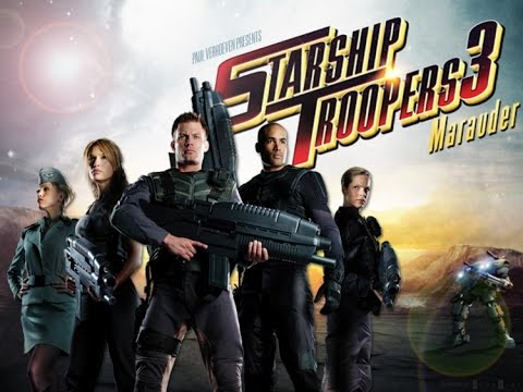 starship troopers book report That book is the eternal classic, starship troopers, and that legendary author is none other than robert a heinleini read this book originally when i was about 16 or so.