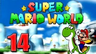 Super Mario Advance 2 - Super Mario Word Part 14: Yoshis Mission
