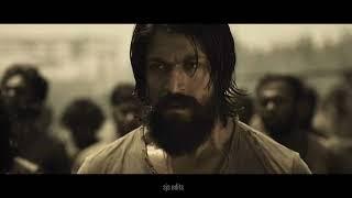 #KGF Salaam Rocky Bhai Song | KGF Kannada Movie | Yash | Prashanth Neel | Hombale Films