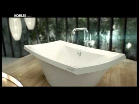 Kohler bathroom fittings - YouTube
