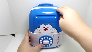 Doraemon Electronic Money Bank Luggage Saving Box With Music For Kids