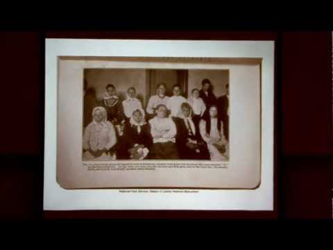 2012 CSHL President's Council Dave Micklos 'Engineering Society: The American Eugenics movement'
