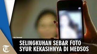 Diduga jadi Korban Selingkuhan, Foto Mesum Oknum Bidan Tersebar di Medsos