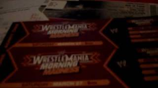 WrestleMania 26 (Silver Package)
