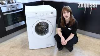 Zanussi Washing Machine Parts & Accessories