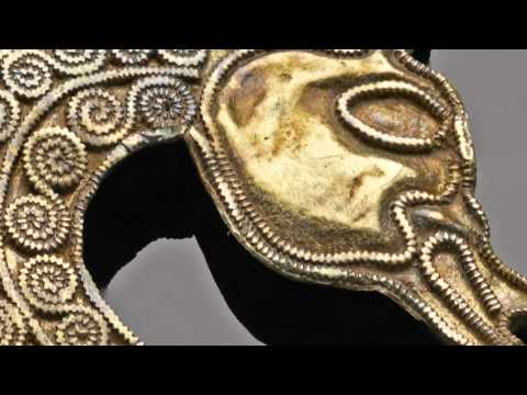 Secrets of Anglo-Saxon Gold - Revealed in exciting new study at British Museum