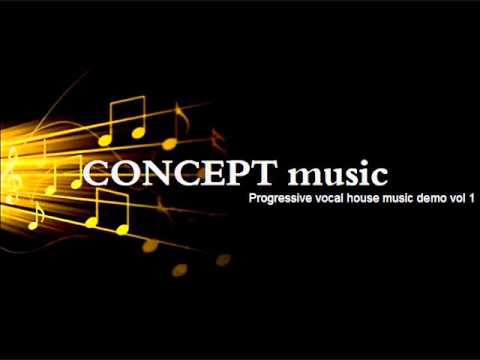 Concept music progressive vocal house music demo vol 1 for House music acapella