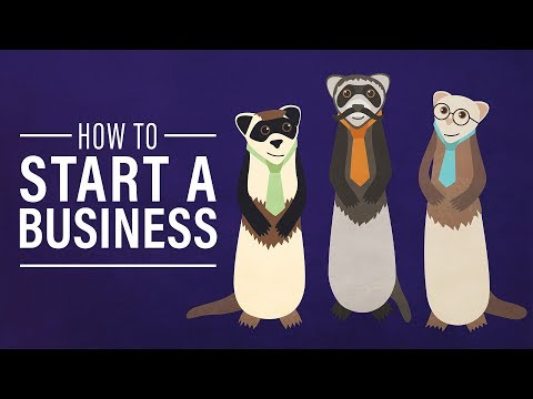 The Nuts and Bolts of Starting Your Own Business