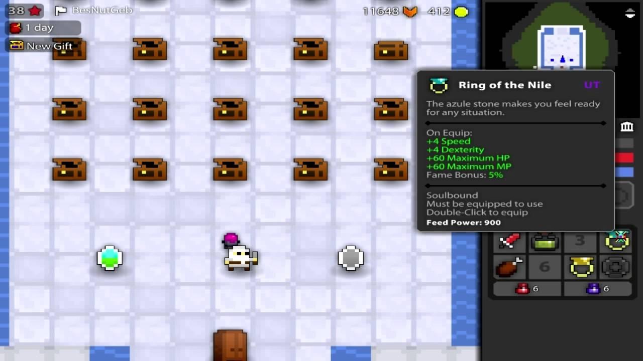 Pyra Ring Rotmg