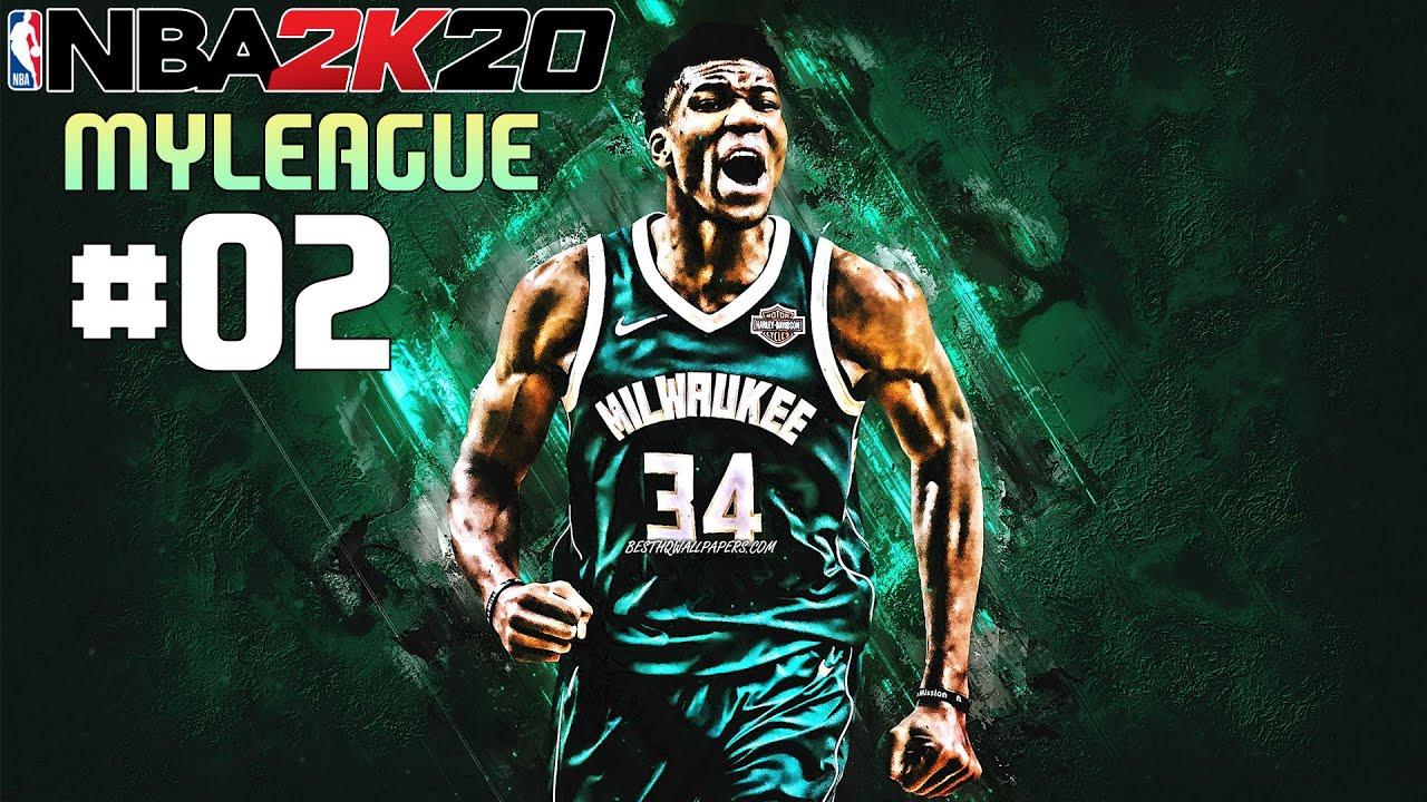 Zagrajmy w NBA 2K20   MyLeague 2   odc. 2   Wczesne ruchy kadrowe oraz plany na przyszłość!