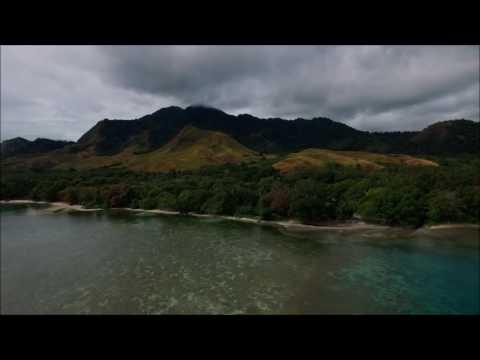 IJN I1 submarine dive site - Solomon Islands