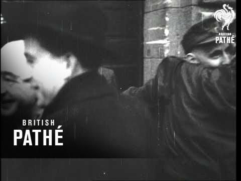 Nazi Prisoners Freed (1951)