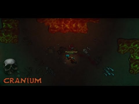 Gamemaker Tibia Engine ('Cranium' Project)