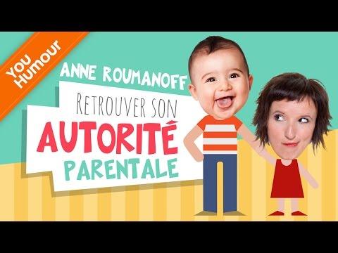 Anne Roumanoff : retrouver son autorité parentale