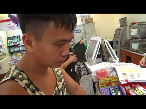 Gửi đồ qua 7 ELEVEN SEVEN tại Đài Loan