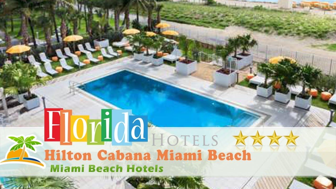 Hilton Cabana Miami Beach Hotels Florida
