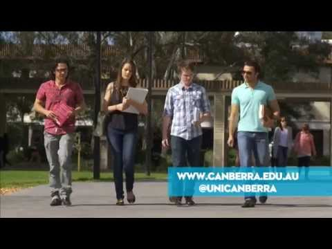 Welcome to the University of Canberra  2014