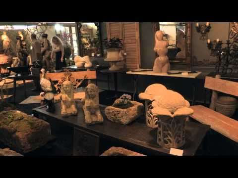 Garden Sculpture & Antiques Fair: 1750-2013
